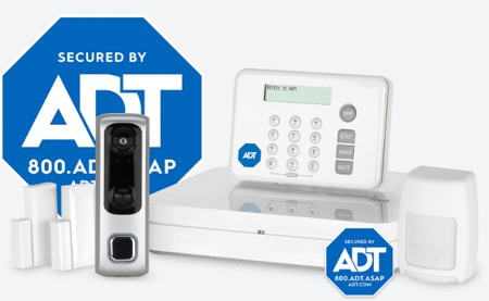 ADT Security home alarm system