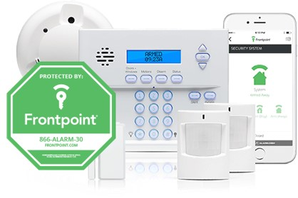 FrontPoint Safe Home security system