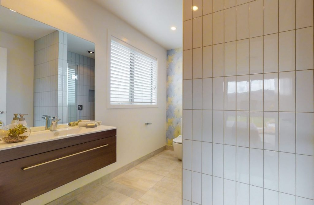 Bathroom at Awatea Drive