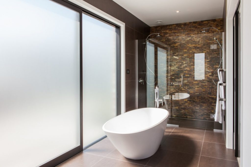 Bathroom in St Kilda, Cambridge
