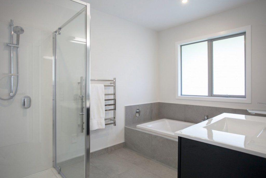 Tamahere bathroom